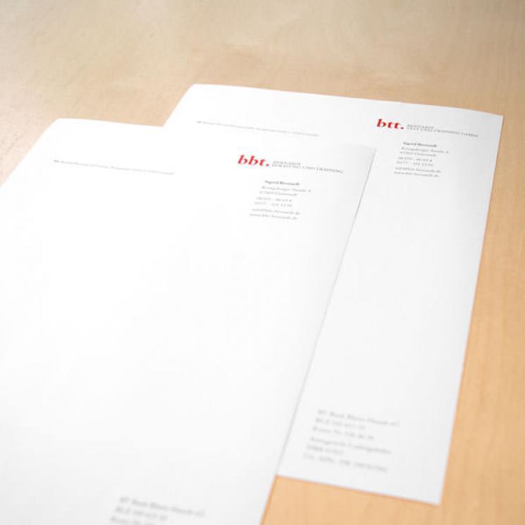 Bernandi Briefpapier
