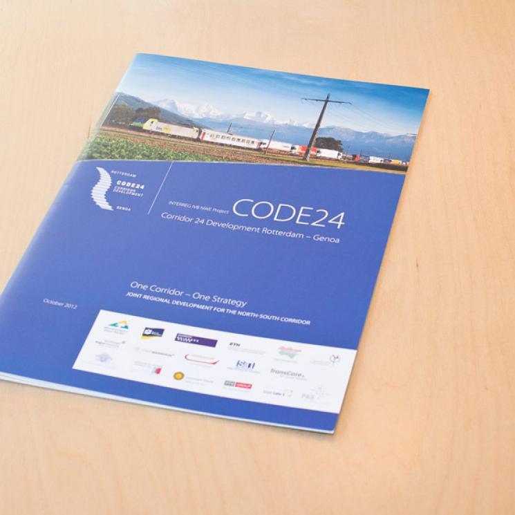 CODE 24 Broschüre