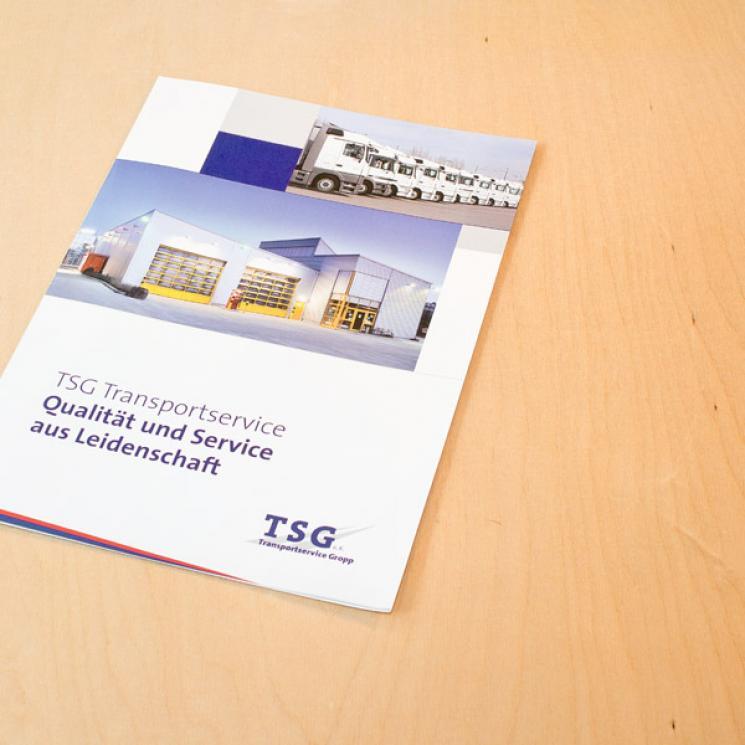 TSG Broschüre