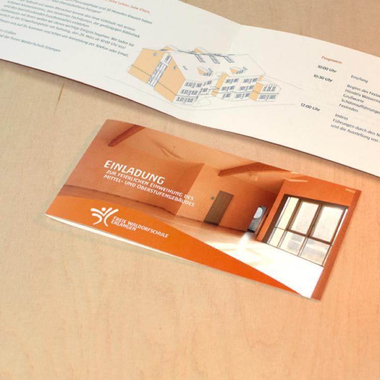 Waldorfschule Erlangen Einladung